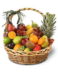 'Garden of Eden' basket